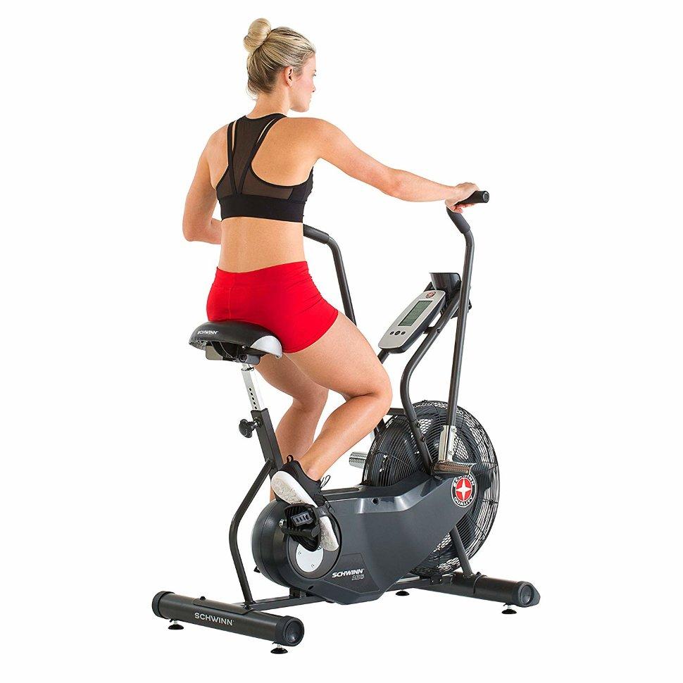 Умный велотренажер похудеть